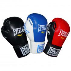 Перчатки боксерские LEV (Everlast) кожа 10oz, 12oz