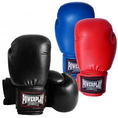 Боксерские перчатки 10-16 oz PowerPlay 3004