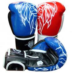 Перчатки боксерские LEV NEW кожа 10oz, 12oz, 14oz