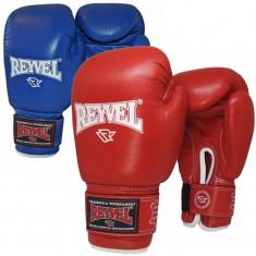 Перчатки боксерские REYVEL ФБУ (без печати)