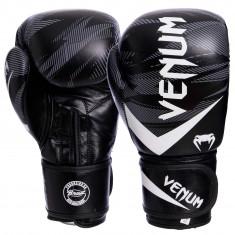 Боксерские перчатки Venum IMPACT кожаные (10, 12, 14 ун)