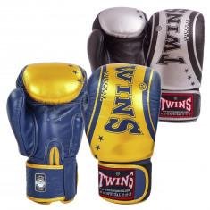 Перчатки боксерские TWINS FBGV-TW4 (10 - 16 oz)