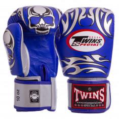 Перчатки боксерские TWINS FBGVL3-31 синий 10 oz