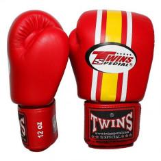 Перчатки боксерские TWINS FBGV-3-BU 12oz