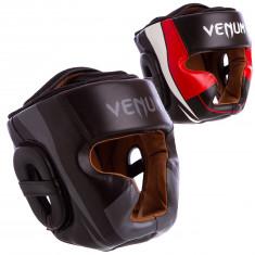 Шлем с полной защитой кожаный (BO-5239)