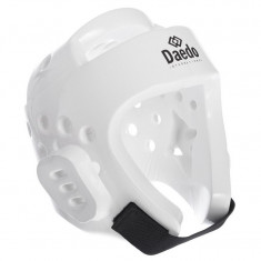 Шлем для тхэквондо Daedo белый