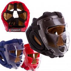 Шлем боксерский с прозрачной маской Everlast