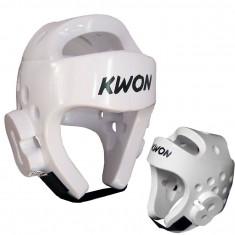 Шлем для таеквондо KWON белый
