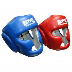 Шлем тренировочный REYVEL кожа