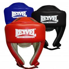Шлем турнирный REYVEL кожаный