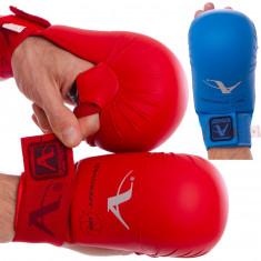 Перчатки для карате Araza накладки