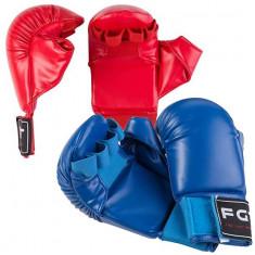 Перчатки для карате FGT накладки