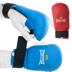 Перчатки для карате MATSA накладки