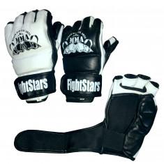 Перчатки для единоборств LEV 4oz кожа