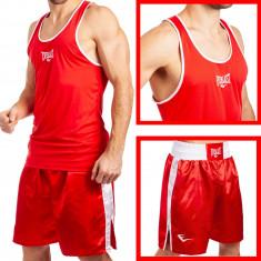 Форма боксерская Everlast красная (размер M, L, XL)