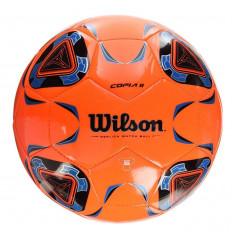 Мяч футбольный Wilson Copia II SB orange/blue size 5
