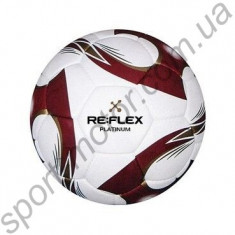 Мяч футбольный RE:FLEX PLATINUM