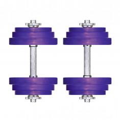 Гантели разборные 13 кг Титан Плюс пара