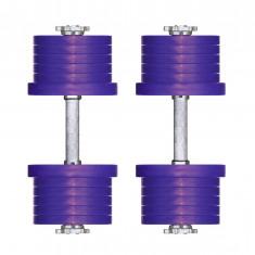 Гантели разборные 15 кг Титан Плюс пара (универ)