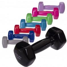 Гантели для фитнеса 1,5 кг шестигранные (пара)