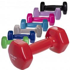 Гантели для фитнеса 3 кг шестигранные (пара)