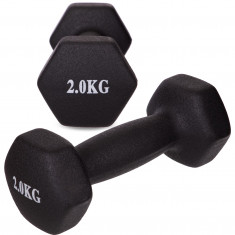Гантели для фитнеса 2 кг NEOPRENE (пара)