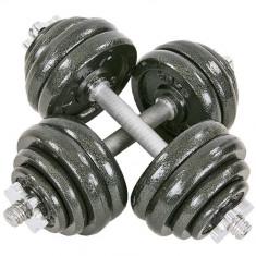 Гантели наборные стальные 2 шт. по 15 кг