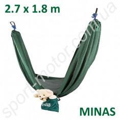 Гамак GreenCamp MINAS (2.7 х 1.8 м)