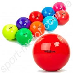 Мяч для художественной гимнастики d-15см ZEL 240гр