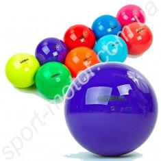 Мяч для художественной гимнастики d-20см ZEL 430гр