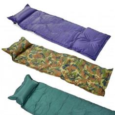 Коврик самонадувающийся с подушкой