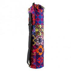Сумка-чехол для коврика цветной