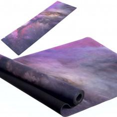 Коврик для йоги каучуковый Мироздание 3 мм