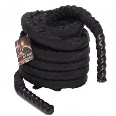 Канат для кроссфита в защитном рукаве BATTLE ROPE 12 м