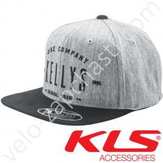 Кепка KLS ORIGINAL серый