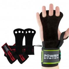 Накладки гимнастические Crossfit Grip Power System