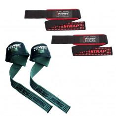 Кистевые ремни Power System с резиновым покрытием