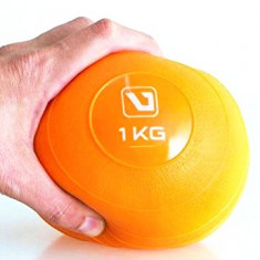 Медбол мягкий LiveUp SOFT WEIGHT BALL 1 кг