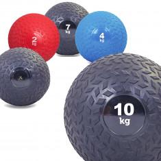 Мяч медицинский SLAM BALL рельефный от 2 до 10 кг