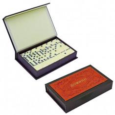 Домино в виниловой коробке 19 х 12 см
