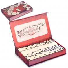 Домино в картонной коробке 18 х 12 см