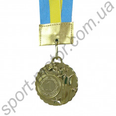 Медаль спортивная 1 место 23g