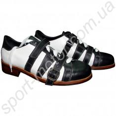 Штангетки на каблуке кожа р. 37-47