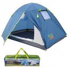 Палатка двухместная GreenCamp 1001-B