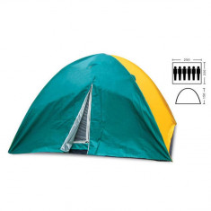 Палатка 6 местная с тентом SY-021
