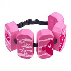 Пояс детский для аквафитнеса Beco 96071 розовый