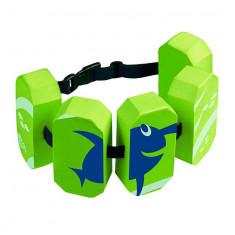 Пояс детский для аквафитнеса Beco 96071 зеленый