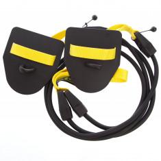 Тренажер для плавания с лопатками MadWave TRAINER DRY (1,3 - 3,6 кг)