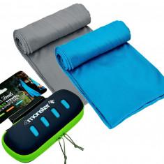 Полотенце с футляром микрофибра FRYFAST TOWEL 120 х 60 см