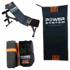 Фитнес-полотенце Power System GYM TOWEL FCP MAN